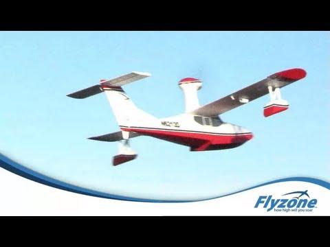 Flyzone Tidewater EP Seaplane