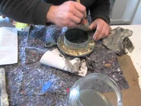 messing kupfer bronze reinigen pflegen part 1 youtube. Black Bedroom Furniture Sets. Home Design Ideas