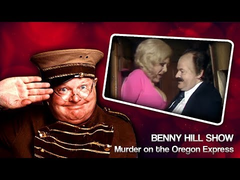 Benny Hill Show Quote video