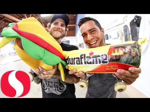 SKATE EVERYTHING WARS SAFEWAY EDITIION! | SKATE EVERYTHING WARS EP. 14