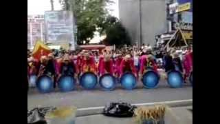 PASAYAHAN SA LUCENA 2013- Bahaghari Dance Enssemble Choreographed by: Bricks Edrozo