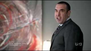 Suits Season 2 Rick Hoffman Interview