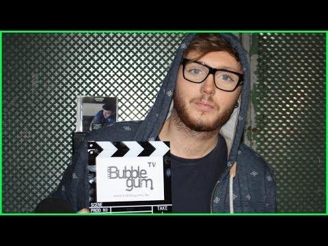 James Arthur bei Bubble Gum TV - Interview - Get Down