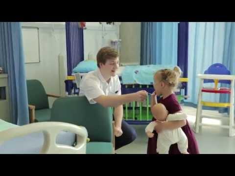 Children's Nursing At London South Bank University video