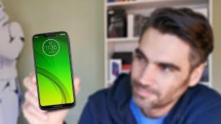Motorola Moto G7 Power | unboxing y pre review en español