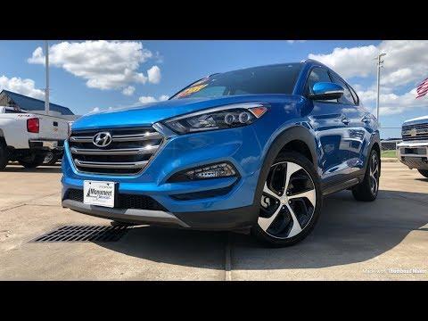 2018 Hyundai Tucsan Limited (1.6L Turbo) - Review