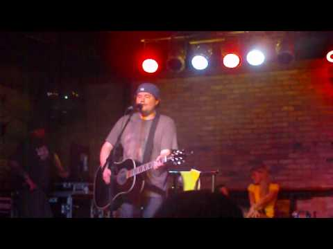 Randy Rogers - Just Don't Tell Me The Truth (acoustic)