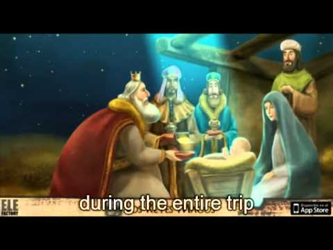 The 3 Wise Men From East. video