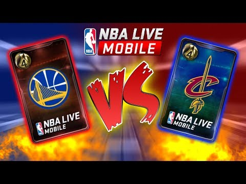 PACK WARS!!!  INSANE NBA FINALS EDITION | CRAZY FINISH | NBA LIVE MOBILE FINALS PACK OPENING