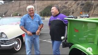 Jay Leno's Garage - Jeep FC 150 on Tracks