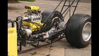მსოფლიოს ყველაზე პატარა კომპრესორიანი V8 ძრავა ''Stinger 609''