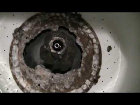 Fix Ge Washing Mashine Broken Basket Cracked Outer Tube