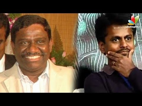Ayngaran Karunamoorthy seeks police protection for Kaththi release | Latest kollywood news