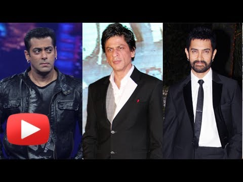 Khans Of Bollywood – Then And Now