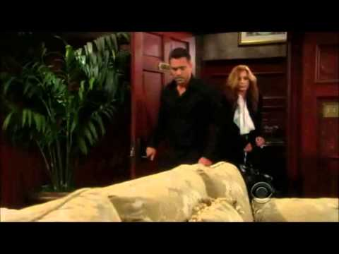 Y&R Lauren and Carmine- Make Love For The 2nd Time 05-03-13