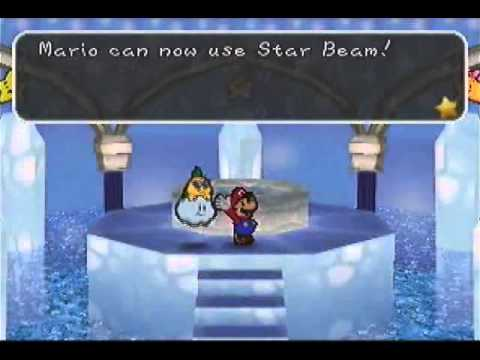 Let's Play Paper Mario - Chapter 8-1 - Pollution In The Sky