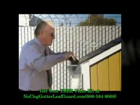 Rain Gutter Cleaning Tools