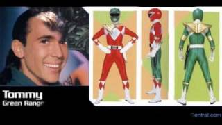 NEW!!!!! Power Ranger History - Mighty to RPM