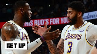 Jay Williams breaks down the Lakers' defense | Get Up