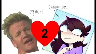 I wrote a fanfiction shipping Gordon Ramsay and Jaiden Animations (Part II)