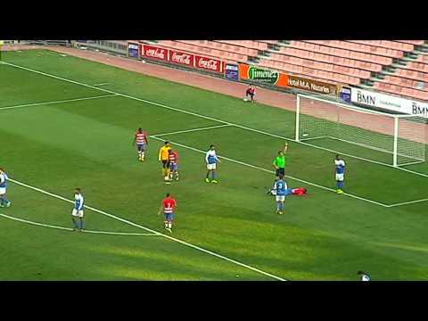 Granada B 2 - Almería B 0 (13-12-14)
