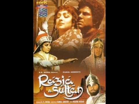 Aayi Zanjeer ki Jhankar - Razia Sultan - Kabban Mirza - Brian...