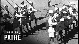 Jibuti And The New Ethiopian Army (1943)