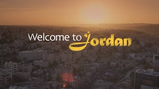 Welcome to Jordan!
