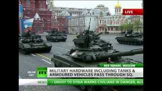 Full video_ Red Square 2012 military parade