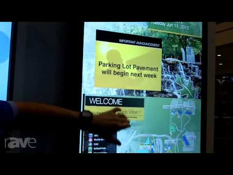 InfoComm 2013: Visix Exhibits Interactive Displays