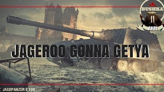 JAGEROOOO JgPzE100 Beast Tank World of Tanks blitz