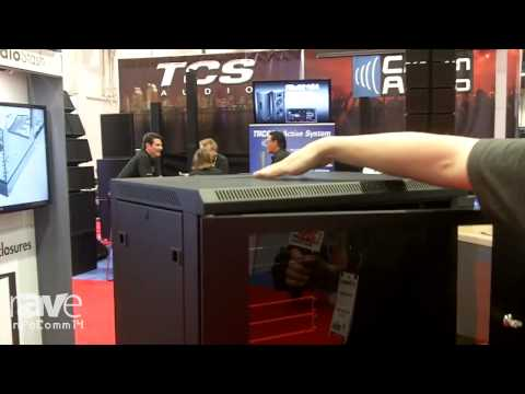 InfoComm 2014: Pro Audio Stash Exhibits its 19″ Wall Rack Units