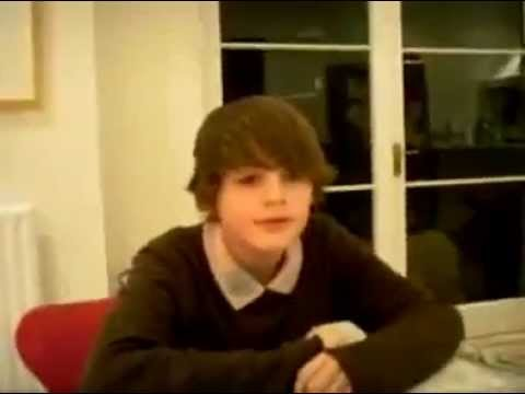 Jack and Finn Harries when they were younger - YouTube