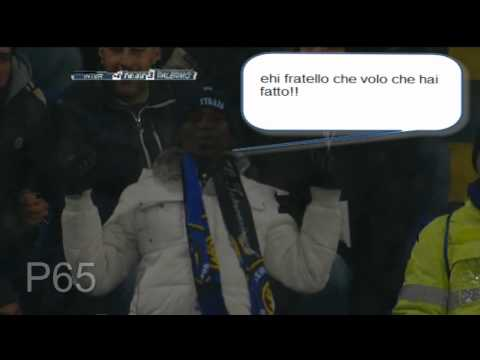 OBI (inter) VOLA DENTRO LA NEVE