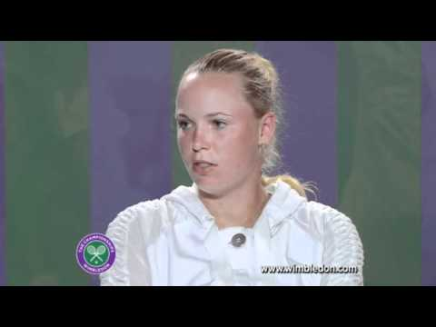 Caroline Wozniacki- I don't really care what people think or say or do ...
