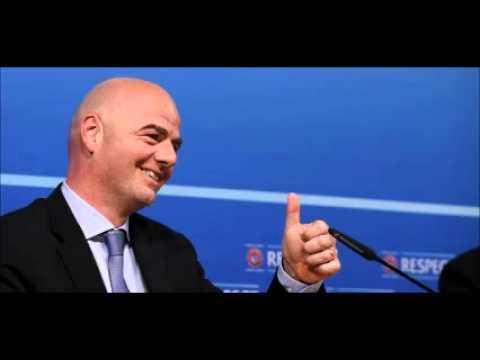 UEFA General Secretary Infantino joins FIFA presidency race