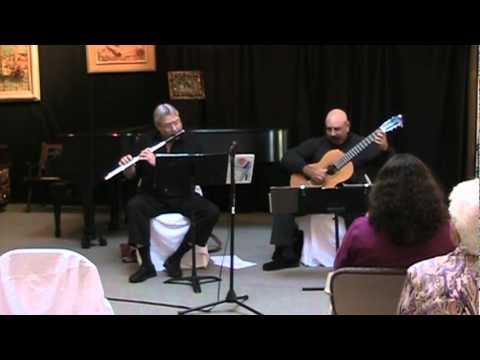 Billington and Gonzalez Duo - Molino - 3 Duos