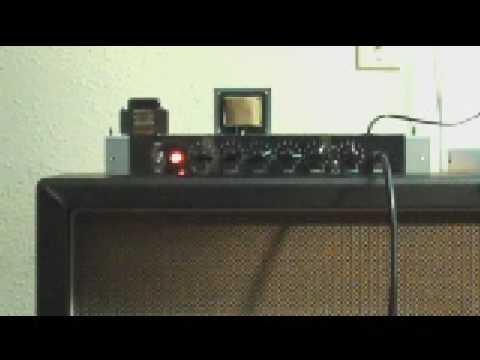 Fender blues Jr. Modified by Fargen Amps