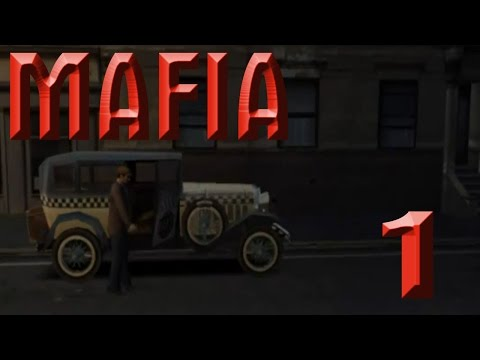 Mafia: The City of Lost Heaven [Blind/German HD] | Let's Play #001 - Orientierungslos!