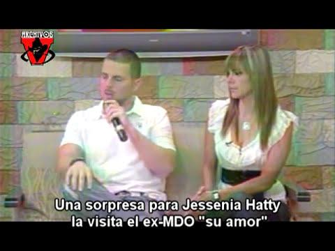 Una sorpresa para Jessenia Hatty mpg