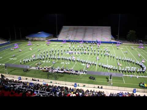 Harrison High School Marching Band 2011