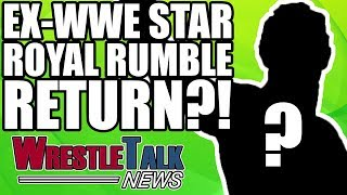Paige INJURY Update! Ex WWE Superstar Royal Rumble RETURN? | WrestleTalk News Jan. 2018