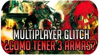 Gears Of War Judgment: GLITCH - ¡Tener 3 Armas en Todos Contra Todos!