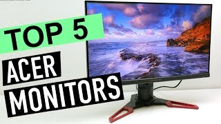BEST 5: Acer Monitors 2018
