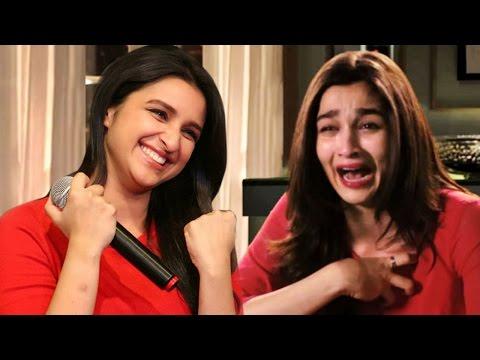Parineeti Chopra Reacts On Alia Bhatt's Genius Of The Year Video video