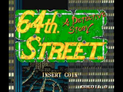 64th Street Arcade Music - Ending