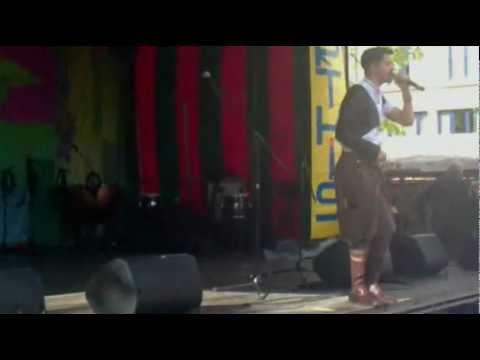 ESC 2012 # Pasha Parfeny - Lautar [Live @ Brussels 2012]