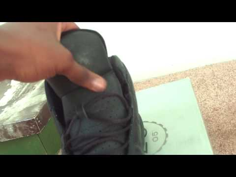 Air Jordan 13 retro |Air Jordan 13 black and lime green Video
