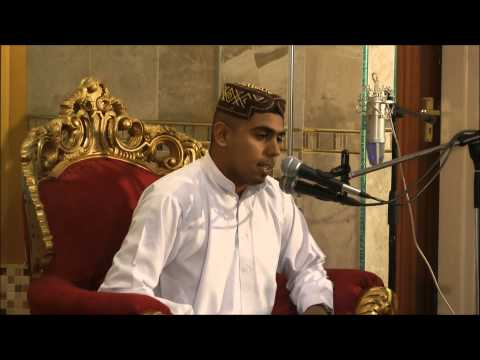 Outstanding Surah Raad By Qari Ali Raza At Qiraat Competion Hyde 2012!! video