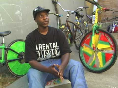 Scraper Bikes on Built From Skratch Music Videos